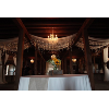 37' SHEER FABRIC DRAPING FOR SWAGGING