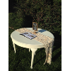 TABLE - LG IVORY