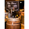 WINE BARREL KEG