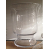 LRG CLEAR GLASS JAR