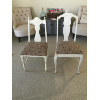 CHAIRS - VINTAGE IVORY (SET OF 2)