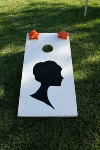 CORNHOLE MR & MRS