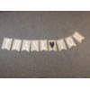 THANK YOU BURLAP BANNER LACE LTRS