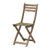 CHAIRS - WOOD FOLDING
