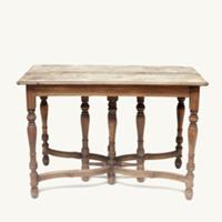 Meghan wooden table