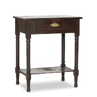 Irving brown table