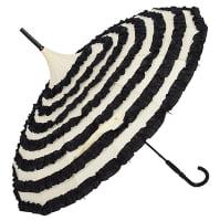 Margaret striped umbrella