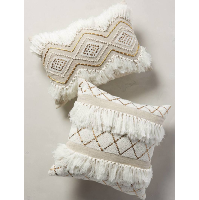 Moroccan wedding pillows (set of 3)