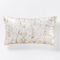 shell lumbar pillow