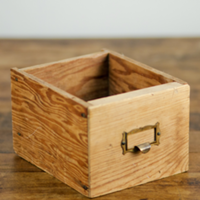 Benson wood box