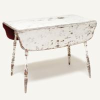 Clara dropleaf table
