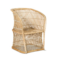 Mariam wicker chair