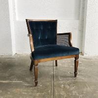 Nova blue chairs