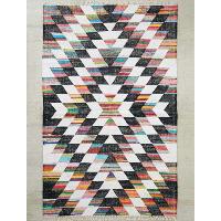 Diamond kilim 5x8' rug