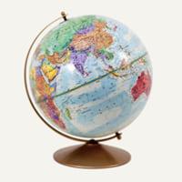 Edwin globe