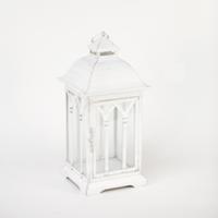 Benton cream lantern, medium