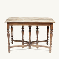 Meghan wooden table
