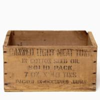 tuna crate