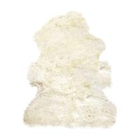 sheepskin 2x4' rug