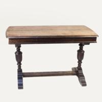 Lundin wooden table