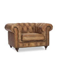 Winthorp leather armchair
