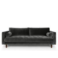 Veruca gray sofa
