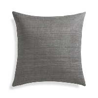 grey pillow (a)