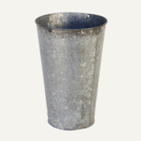 galvanized sap buckets