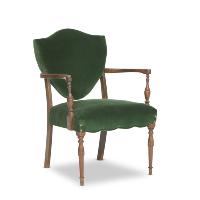 Olivia green chair