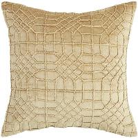 gold pillow (c)