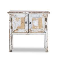 Mitzi white cabinet