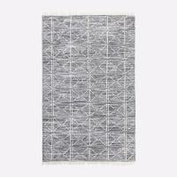Reflected Diamonds 5x8' rug