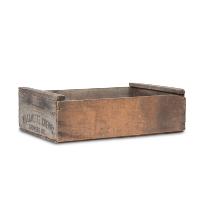 Willamette wooden crate
