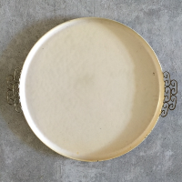 Kyes ivory serving tray
