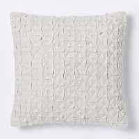 Origami felt pillow