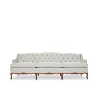 Amelia green sofa