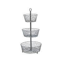 Huber metal basket