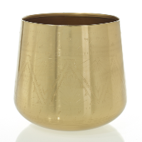 Tulum gold pot