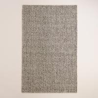 Siva gray 5x8' rug