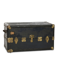 Graves steamer trunk