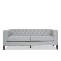 Kendall fog gray sofa