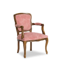 Stella blush chair