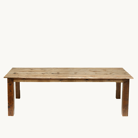 Chehalis farm table