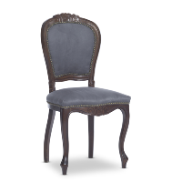 Brunswick gray chair