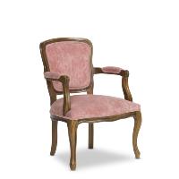 Stella blush chair