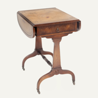 Ackley side table