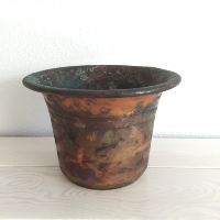 Renshaw copper planter