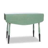 Mariel green table