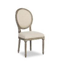 Paige cream chair