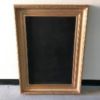 Elias gold chalkboard